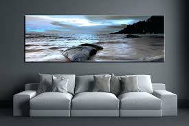beach wall art canvas 1 piece grey canvas ocean wall decor sunset beach canvas wall art