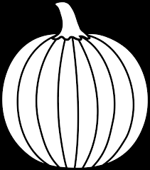 black and white pumpkin. pumpkin black and white outline clipart free 4 s