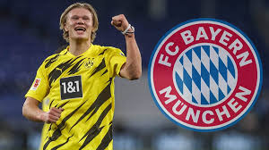 Deutsch @fcbayern / español @fcbayernes / us fans @fcbayernus / arabic @fcbayernar Bvb Star Erling Haaland Schwarmt Vom Fc Bayern Und Verrat Ich Schaue Jedes Spiel Sportbuzzer De