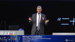 Michael Stonebraker Speaks At The 2015 21st Century Computing Conference