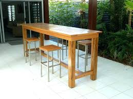 outdoor bar table and stools modern outdoor bar stools um size of patio bar stool chairs