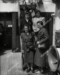 Female American Curtis Cup Golf Team 1952 Editorial Stock Photo - Stock  Image | Shutterstock