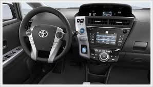 2018 toyota 7 seater. unique seater 2018 toyota prius v review in toyota 7 seater b