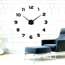 large mirror wall clock extra large wall clock large mirror wall clock large wall clock with large mirror wall clock