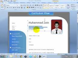 How To Make A Resume On Word 2007 17 Click New In 2010
