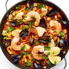How to make seafood paella – recipe ...