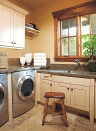Laundry Room In Kitchen 27 Ideas For A Fully Loaded Laundry Room This Old House