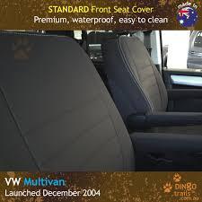 custom fit waterproof neoprene volkswagen multivan t5 t6 front seat covers