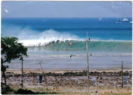 Tsunami is also a series of water waves that are caused because of the displacement of large bodies of water, but due to seismic disturbances. Can You Surf A Tsunami The History Of A Pop Cultural Obsession Wavelength Surf Magazine Since 1981
