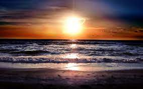 Sunset Beaches Wallpapers Download Free ...