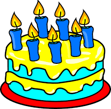 birthday cakes with candles clip art. Cake Candles Clip Art Vector Online Royalty Free With Birthday Cakes
