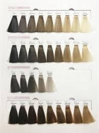 Milkshake Hair Color Chart Sbiroregon Org