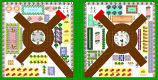 Small Picture Download Vegetable Garden Designs Layouts Solidaria Garden