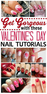 217 best Valentine's images on Pinterest | Holiday nails ...