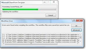 Microsoft Office Sharepoint Designer 2007 Beauteous SharePoint Designer Workflows And OOTB Workflows Stopped Working