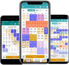 Shift Planning App Home Myshiftplanner