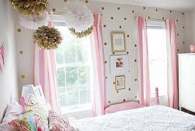 Chic and Glam with Pink White and Gold Bedroom | Ideas & Tips