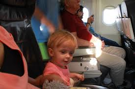 baby toddler travels cross country