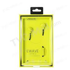 usams colorful doug ewave series in ear earphone mic for usams colorful doug ewave series in ear earphone mic for iphone samsung sony