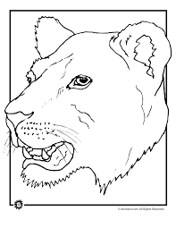 Small Picture Coloring Pages Draw A Lion Coloring Pages Draw A Lion Face Lions