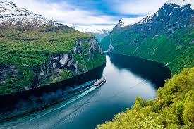 14 day norwegian fjords cruise london package with flights