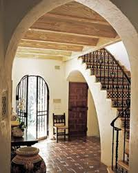 images about House Plan Ideas on Pinterest   Spanish style    Entry  Montecito Spanish Colonial by Architect Thomas Bollay image via old house online dot com