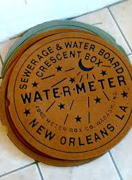 water meter rug