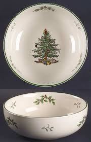 Spode Christmas Tree Green Trim At Replacements Ltd  Page 1Spode Christmas Tree Cereal Bowls