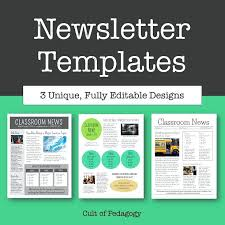 Examples Of Company Newsletters Newsletter Staff Examples Company Create Brilliant