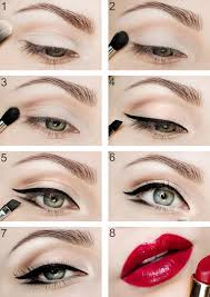 17 best ideas about 50s makeup on 1950 makeup office makeup and vine makeup