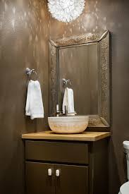 asian bathroom lighting. contemporary bathroom vanity powder room with framed mirror pendant light asian lighting o