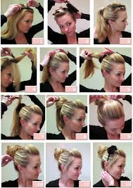 Coiffure Simple Faire Wendadianasarah Blog