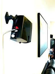 in wall surround sound mount speakers speaker shelves mounts sony wal