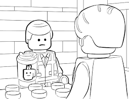 Lego Coloring Sheets Printable Coloring Pages