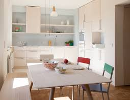 Helle Küche Wohn Und Essbereich In Berlin Friedenau