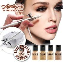 airbrush make up kit little airbrush and 5 dinair delivered anywhere in