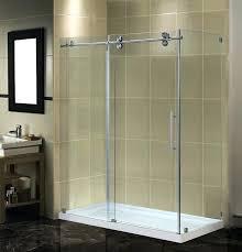 frameless shower doors austin modern ideas sliding shower doors classy also frameless glass shower doors austin
