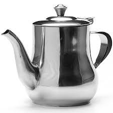 <b>Заварочный чайник</b> с фильтром <b>0.8 л</b> металлический/24 купить в ...