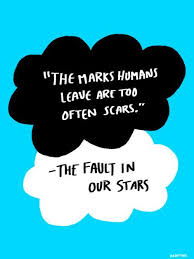 The Fault In Our Stars Quotes The Top 40 Book Club Custom Quotes From The Fault In Our Stars