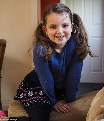 star bunny may mchugh nine has melted hearts with her star turn in