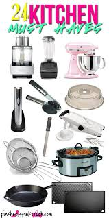 24 Kitchen Must Haves. Kitchen Items ListMust Have ...