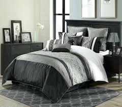 black white bedding sets dark bedding sets black white comforter sets all white bed comforter solid