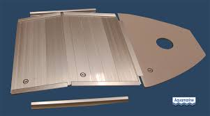 aluminum floor for 7 5 ft inflatable boat dinghy