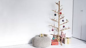 Branch - A contemporary hand made wooden Christmas tree
