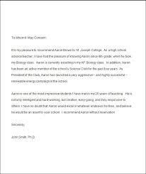 science teacher recommendation letter recommendation letter for student teachers template resume