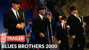 Blues Brothers 2000 (1998) Trailer | Dan Aykroyd