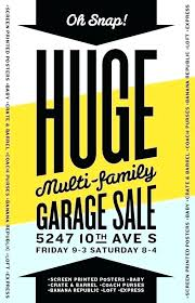 free garage sale signs items similar to garage sale price tags printable free yard label