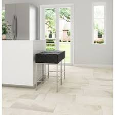 white porcelain tile floor. Shop Del Conca Ivetta White Glazed Porcelain Indoor/Outdoor Floor Tile (Common: 12