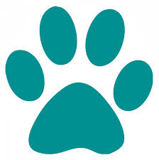 green dog paw clipart. Beautiful Dog Custom Cat Paw Car Magnets  Create Your Own Vehicle Magnet No And Green Dog Clipart G