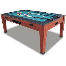 Sportcraft Ridgeway 3-in-1 Multi Game Table - Walmart.com
